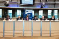 Participation of Androulla Vassiliou, Member of the EC, at the conference on sport integrity, organised by the EP