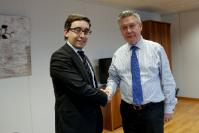 Visit of Bruno Maçães, Portuguese Secretary of State for European Affairs, to the EC