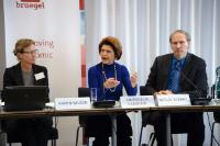 Participation of Androulla Vassiliou, Member of the EC, at the event 'Education to employment: the growing skill and job gaps in Europe'