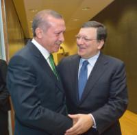 Visit of Recep Tayyip Erdoğan, Turkish Prime Minister, to the EC