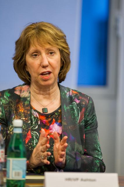 Visit of Catherine Ashton, Vice-President of the EC, to Switzerland