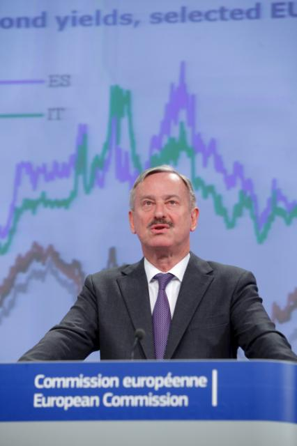 Press conference by Siim Kallas, Vice-President of the EC, on the spring economic forecasts