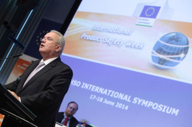 Participation of Neven Mimica, Member of the EC, in the Icphso 2014 International Symposium