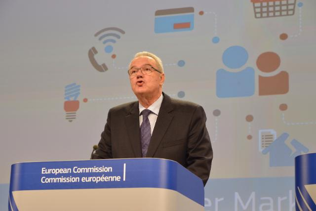 Press conference by Neven Mimica, Member of the EC, on the 2014 Consumer Markets Scoreboard