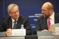 Participation of Jean-Claude Juncker, President-elect of the EC, in the EP plenary session