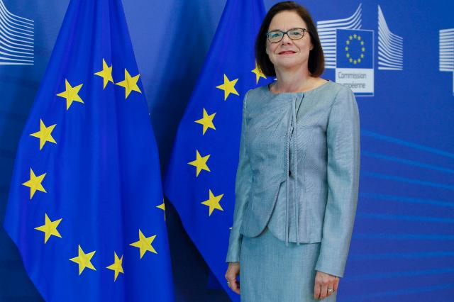 Martine Reicherts,  Member of the EC