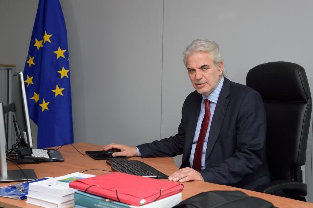 Christos Stylianides, membre désigné de la CE