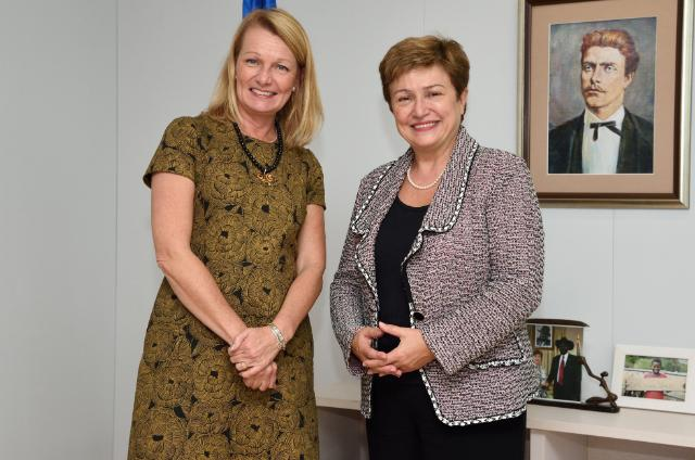 Visit of Lenita Toivakka, Finnish Minister for European Affairs and Foreign Trade, to the EC