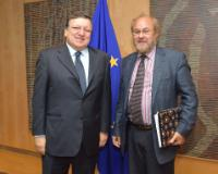 Visit of Paul Flather, Secretary General of the Europaeum, to the EC