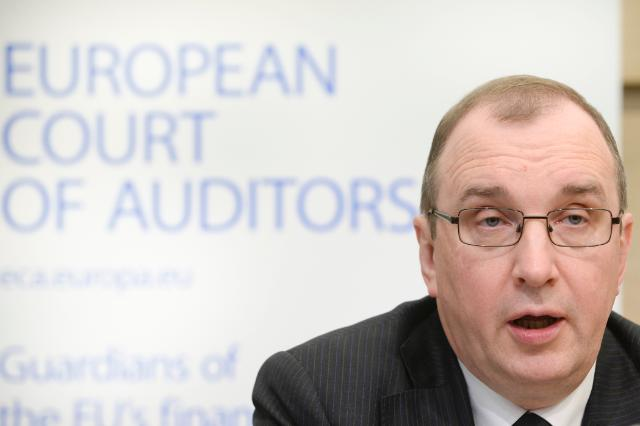 Press conference by Igors Ludboržs, Member of the Court of Auditors, on making the best use of EU money