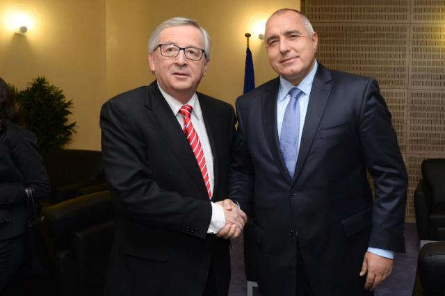 Visit of Boyko Borissov, Bulgarian Prime Minister, to the EC