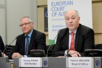 Press conference by George Pufan, Member of the European Court of Auditors, on the report 'EU-funded airport infrastructures: poor value for money'