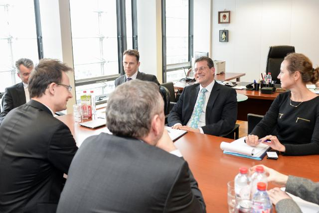 Visit of Péter Szijjártó, Hungarian Minister for Foreign Affairs and Trade, to the EC