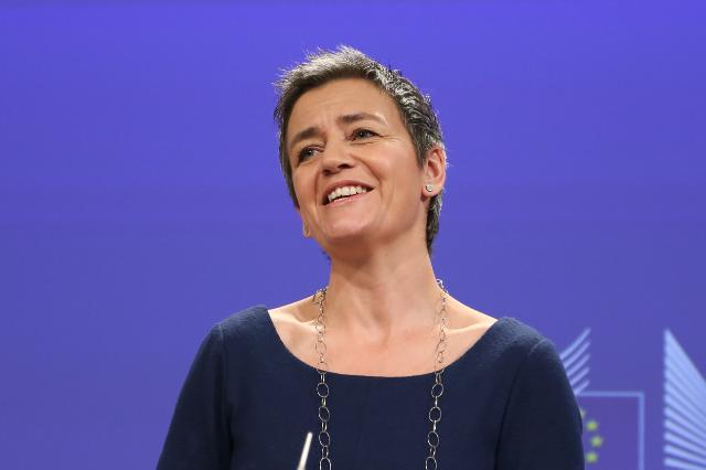 Press conference by Margrethe Vestager, Member of the EC, on the opening of an in-depth investigation into the Belgian excess profit ruling system