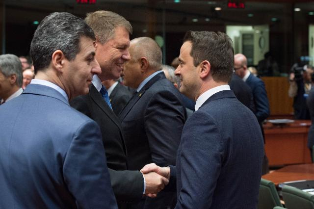 Informal meeting of the Heads of State or Government of the EU, 12/02/2015
