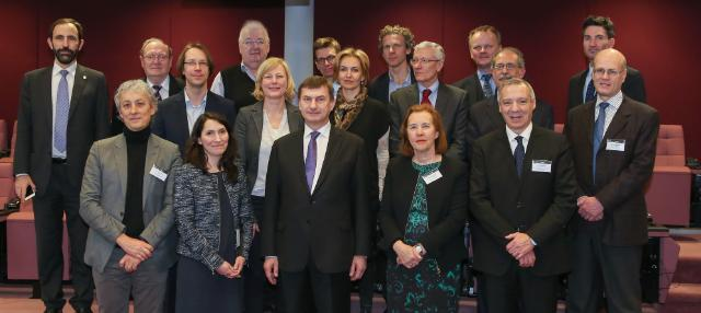 Participation of Andrus Ansip, Vice-President of the EC, in the meeting of the EU Digital Champions