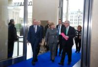 "Illustration of ""Visit of Jean-Claude Juncker, President of the EC, to Germany"""