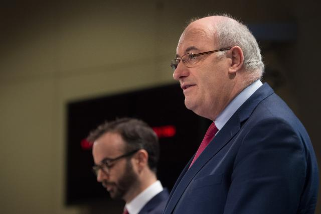 Press conference by Phil Hogan, Member of the EC, on the end of milk quotas