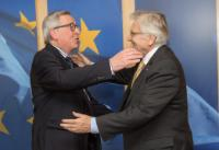 Visit of Jean-Claude Trichet, former President of the ECB, to the EC