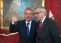 Visit of Jean-Claude Juncker, President of the EC, to Austria