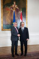 "Illustration of ""Visit of Jean-Claude Juncker, President of the EC, to Austria"""