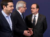 Special meeting of the European Council, 23/04/2015