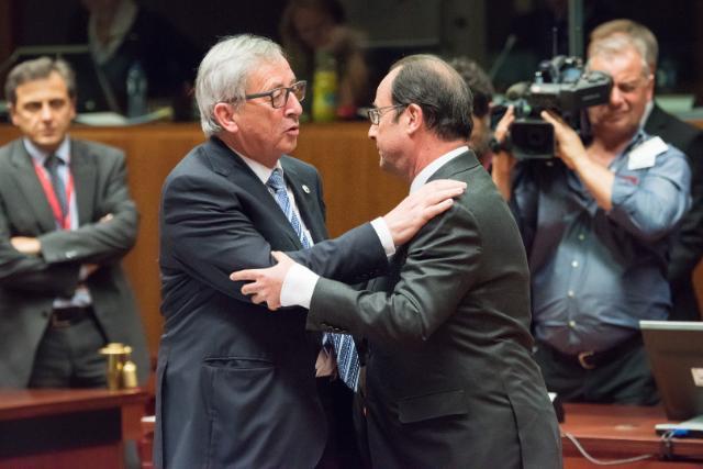 Conseil européen extraordinaire, 23/04/2015