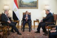 Visit of Dimitris Avramopoulos, Member of the EC, to Egypt