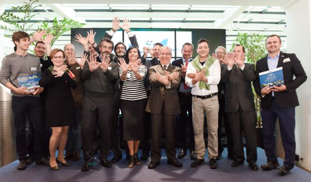 The Natura 2000 Award Ceremony, with the participation of Karmenu Vella, Member of the EC