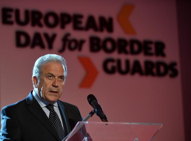 Participation of Dimitris Avramopoulos, Member of the EC, in the European Day for Border Guards in Warsaw