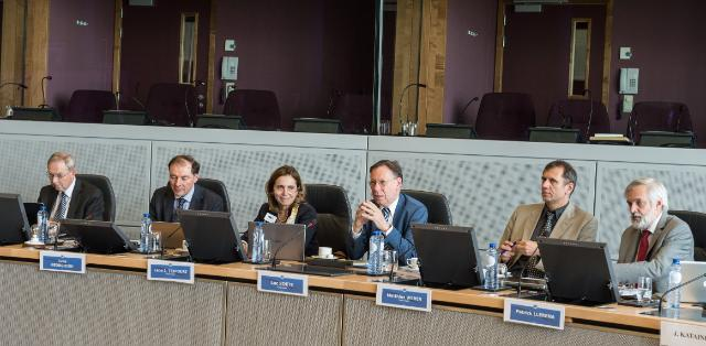 Participation of Carlos Moedas, Member of the EC, at the conference of the high level group of experts RISE