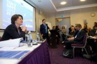 Participation de Violeta Bulc, membre de la CE, aux Journées RTE-T 2015 à Riga