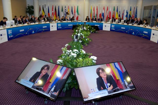 Participation of Violeta Bulc, Member of the EC, at the TEN-T Days in Riga