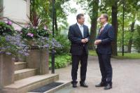 Visit of Maroš Šefčovič, Vice-President of the EC, to Finland
