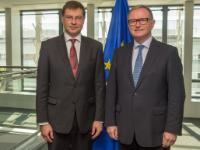 Visit of Karlheinz Kopf, Second President of the Austrian National Council, Chair of the Standing Subcommittee on European Union Affairs, to the EC