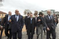 Visit of Carlos Moedas, Member of the EC, to Bulgaria