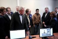 Visit by Dimitris Avramopoulos, Member of the EC, to Lesbos