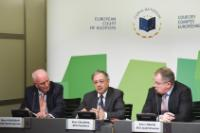 Press conference by Vítor Manuel da Silva Caldeira, President of the European Court of Auditors, on the ECA's annual report on the implementation of the 2014 EU Budget