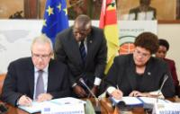 Signing ceremony of the National Indicative Programme for Mozambique within the framework of the 11th EDF