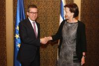 Visit of Carlos Moedas, Member of the EC, to Israel and Palestine