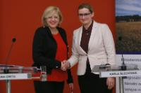 Visit by Corina Creţu, Member of the EC, to the Czech Republic