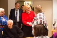 Visit of Corina Creţu, Member of the EC, to Finland