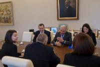 Visit of Dimitris Avramopoulos, Member of the EC, to Bulgaria