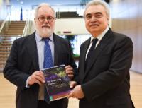 Visite de Fatih Birol, directeur général de l'AIE, à la CE