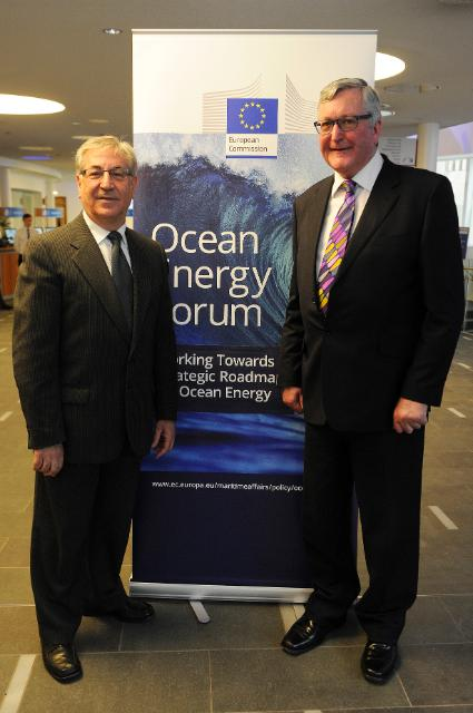 Visit by Karmenu Vella, Member of the EC, to Edinburgh