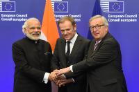 Sommet UE/Inde, 30/03/2016