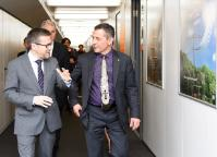 Visit of Hunter Tootoo, Canadian Minister for Fisheries, Oceans and the Canadian Coast Guard, to the EC
