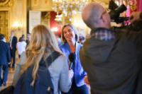 Interview de Federica Mogherini, vice-présidente de la CE, après une réunion ministérielle sur la Syrie, à Paris
