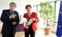 Visit of Vezhdi Rashidov, Bulgarian Minister for Culture, to the EC