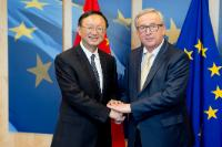 Visit of Yang Jiechi, Chinese State Councillor, to the EC